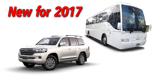 New luxury vehicles for winter 2017